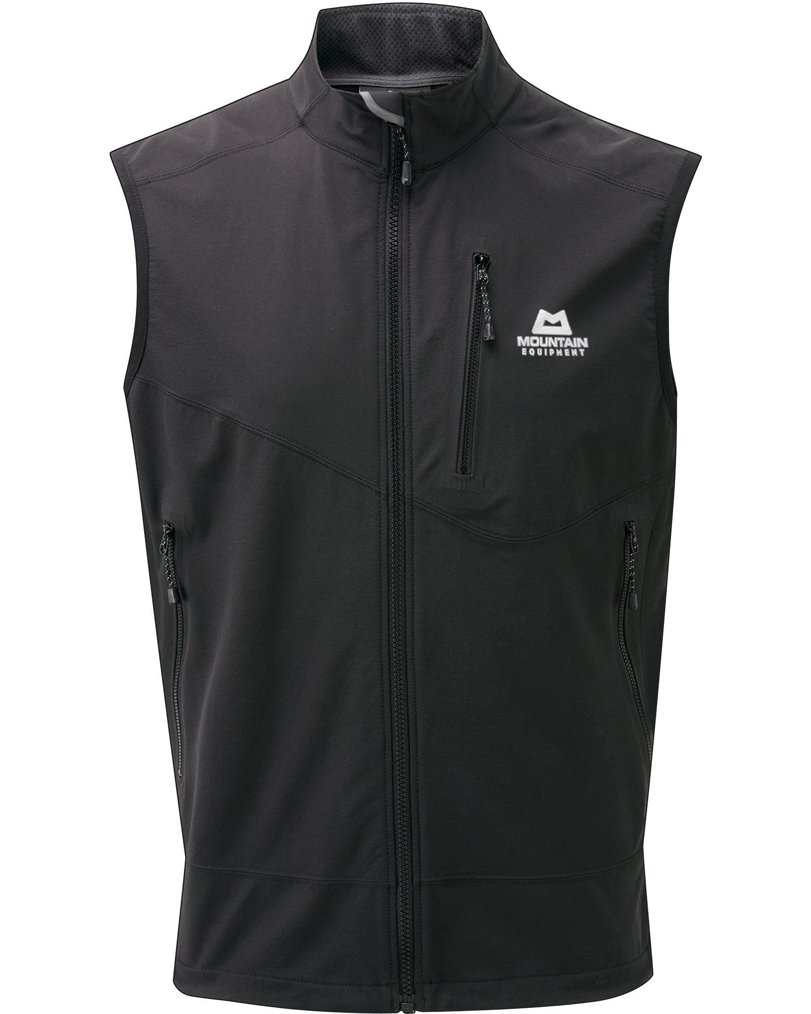 Mountain Equipment Men's Frontier Vest Black 0