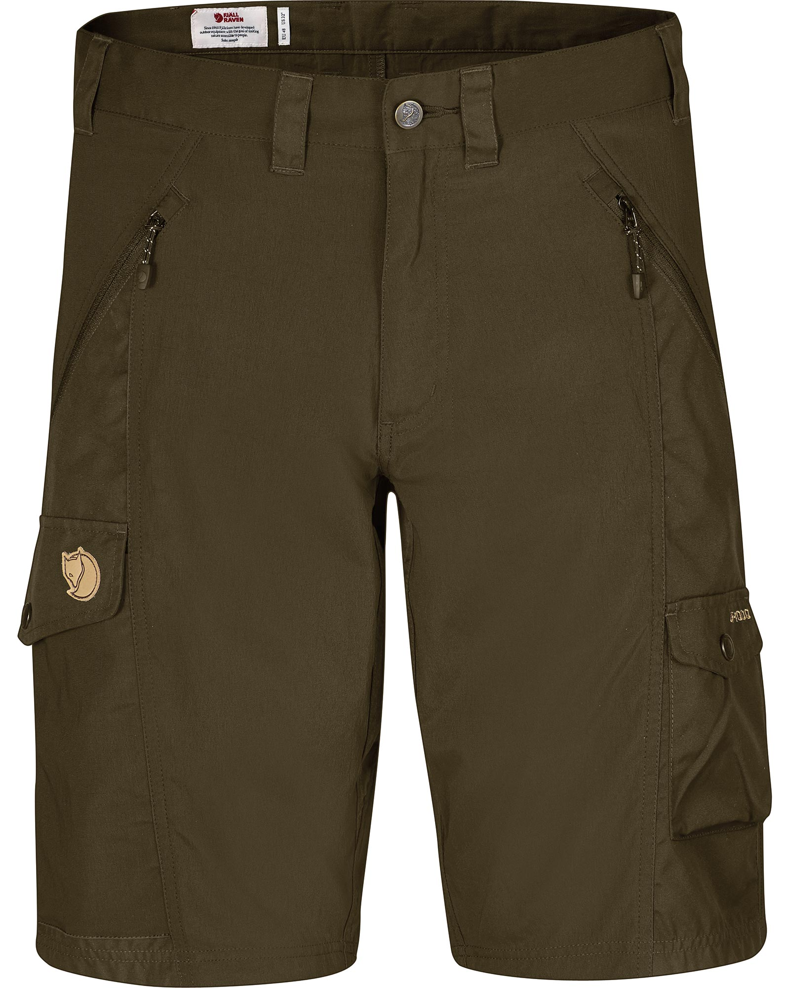 Fjallraven Men's Abisko G-1000 Eco Shorts 0