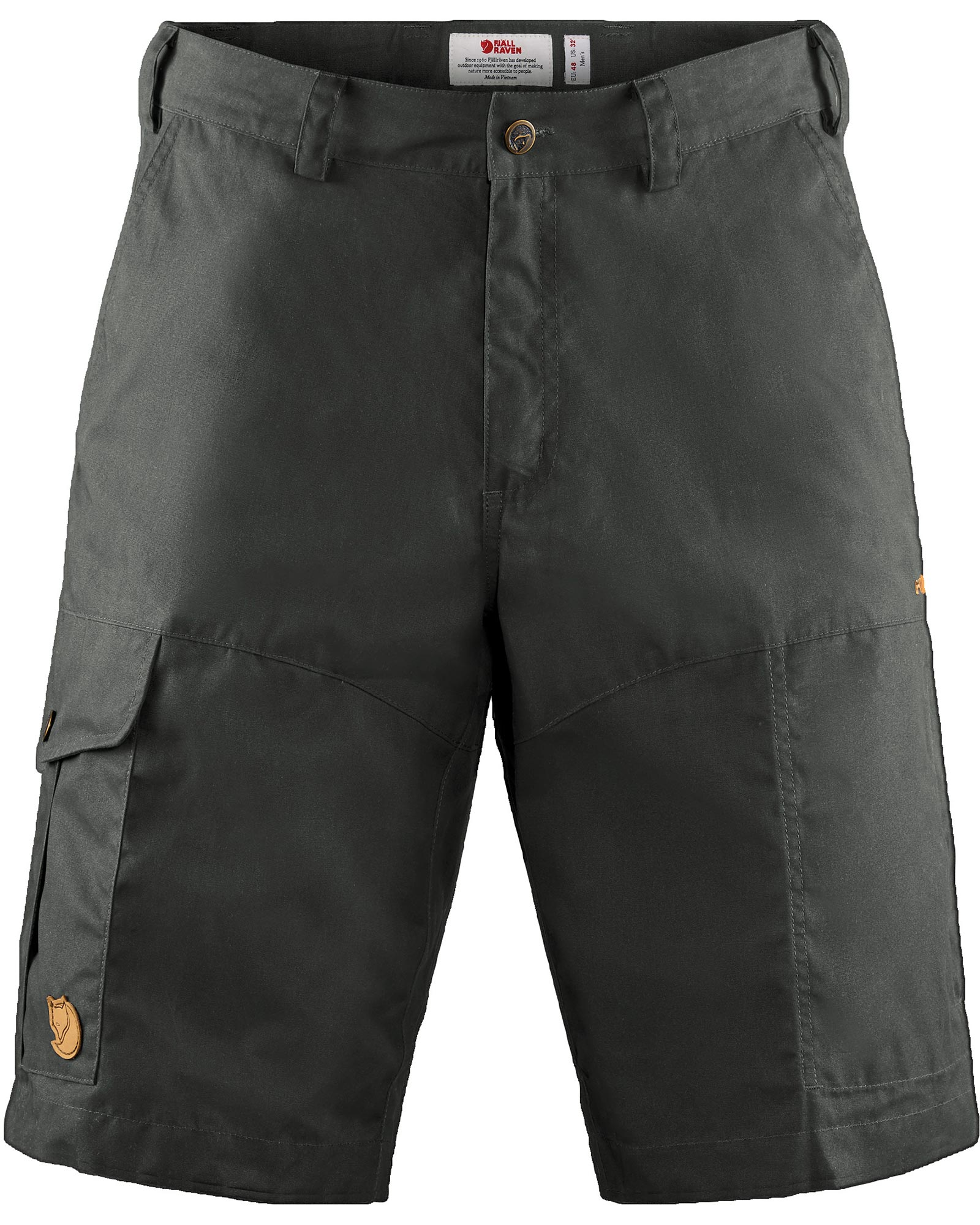 Fjallraven Men's Karl Pro G-1000 Silent Eco Shorts 0