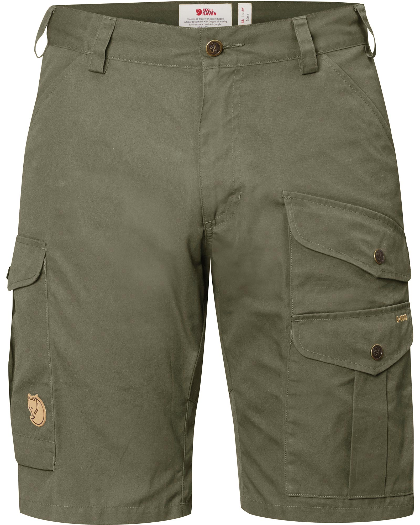 Product image of Fjallraven Men's Barents Pro G-1000 Shorts