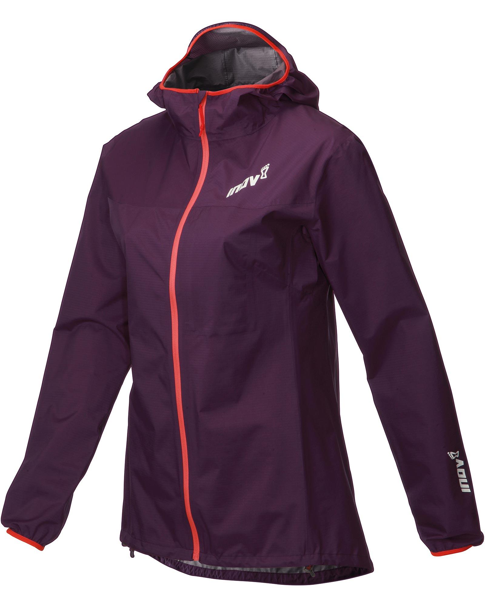 Inov-8 Women's FZ Trailshell Pertex Shield Jacket 0