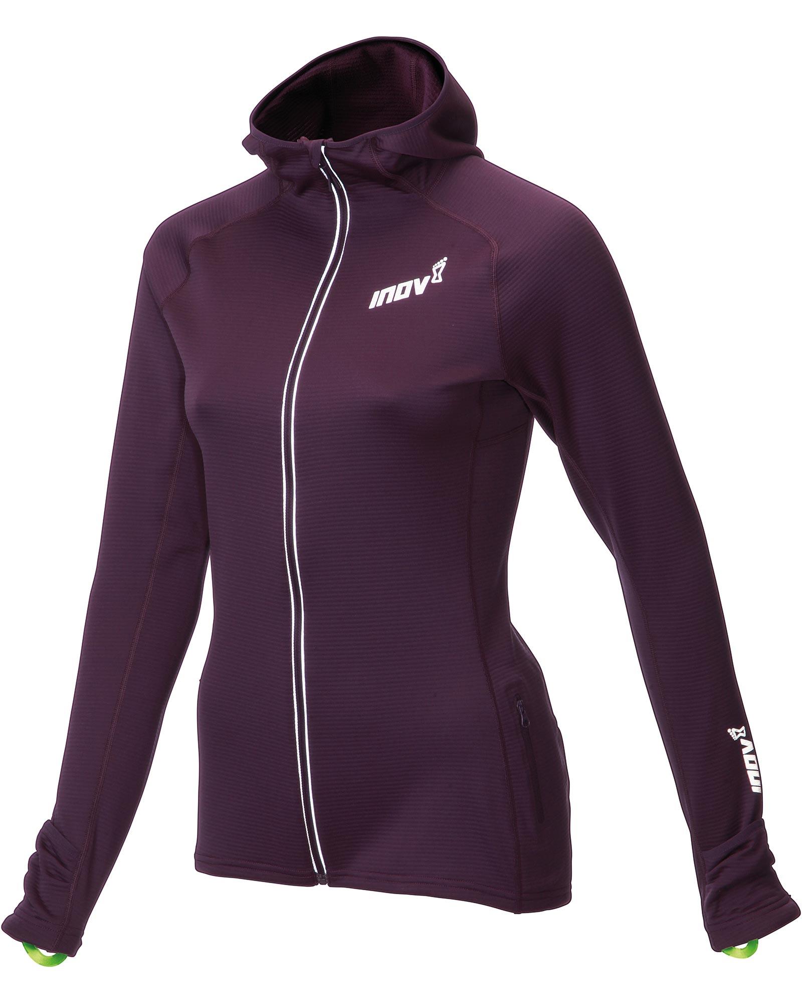 Inov-8 Women's Technical Mid Full Zip Hoodie 0