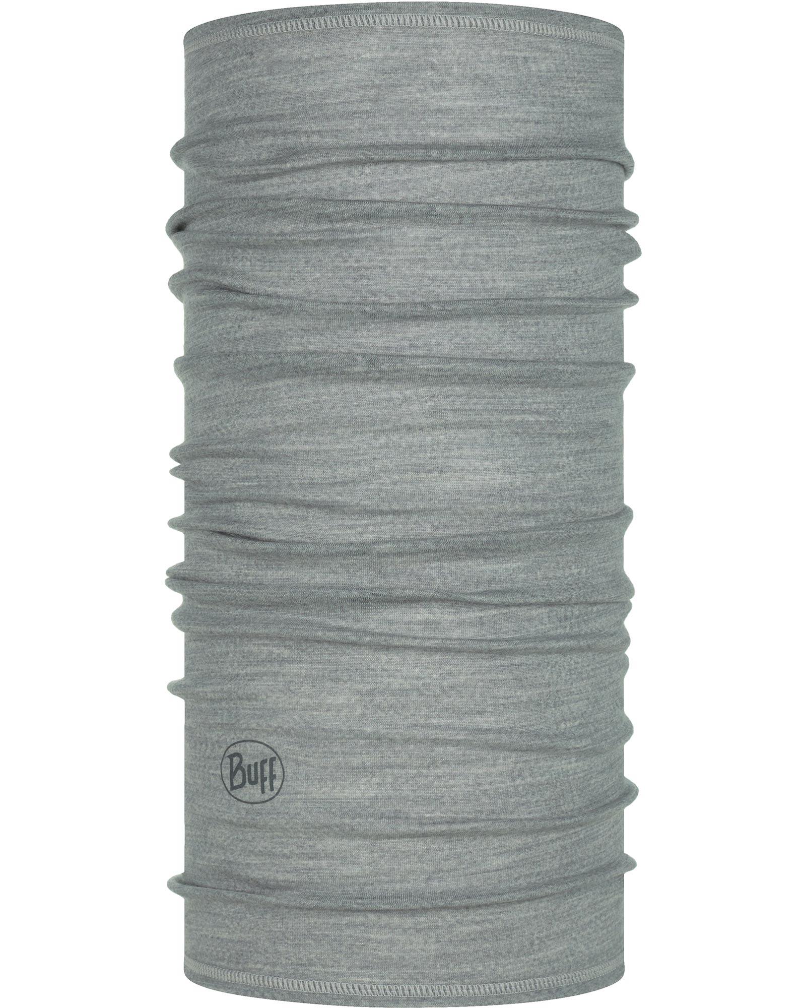 Buff Polar Adult - Cashmere Black Neck Warmer