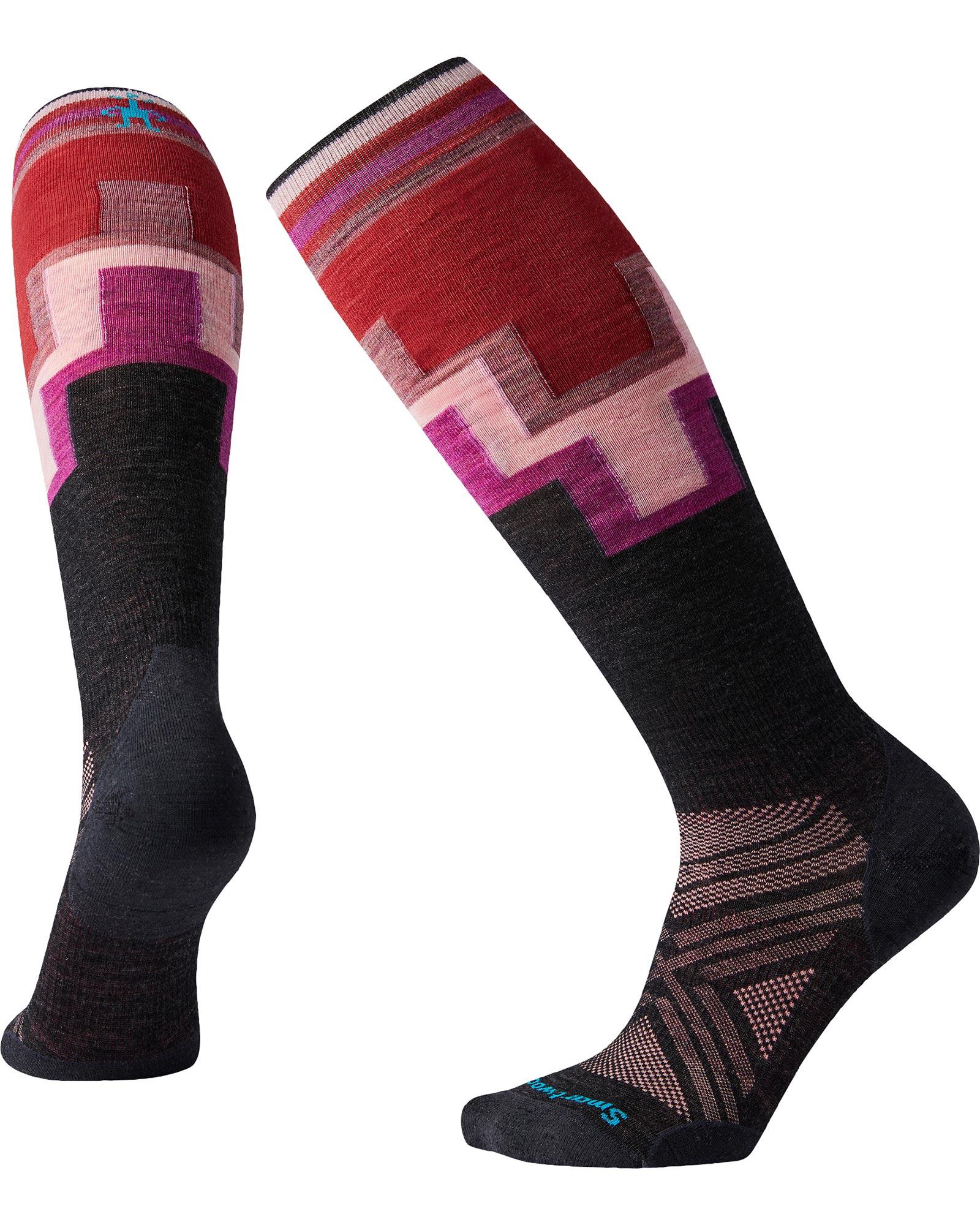 Smartwool Women's PhD Ski Ultra Light Socks 0