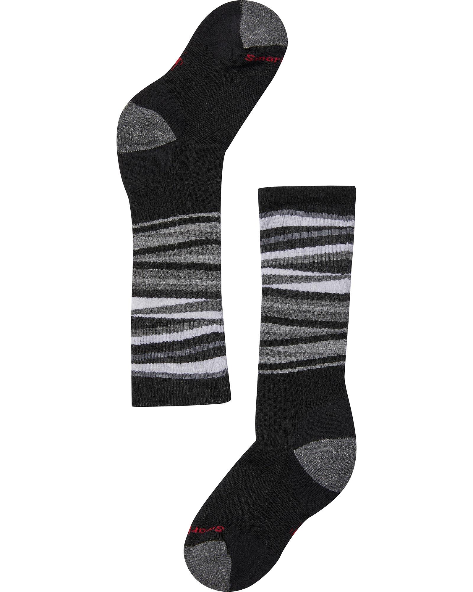 Smartwool Kids' Wintersport Stripe Socks 0