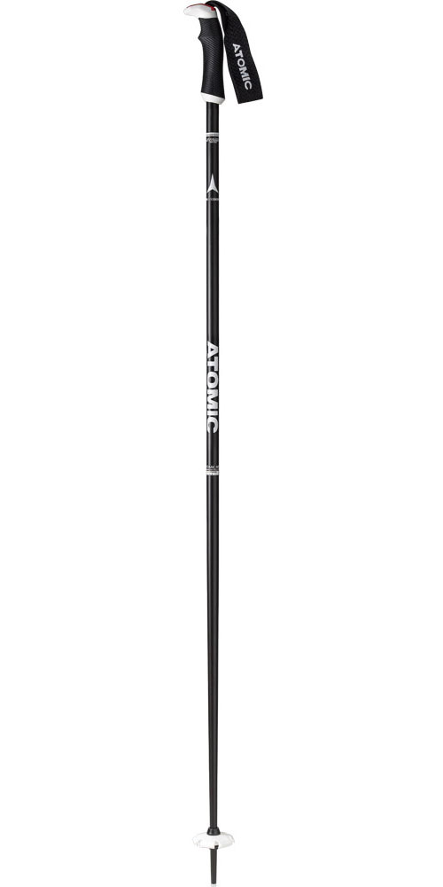 Atomic AMT SQS Ski Poles 2019 / 2020 Black/White 0