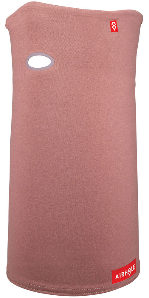 Airhole Airtube Ergo Drytech - Dusty Pink Facemask Dusty Pink 0