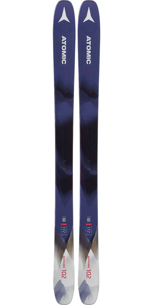 Atomic Women's Backland 102 W Backcountry Skis 2019 / 2020 0