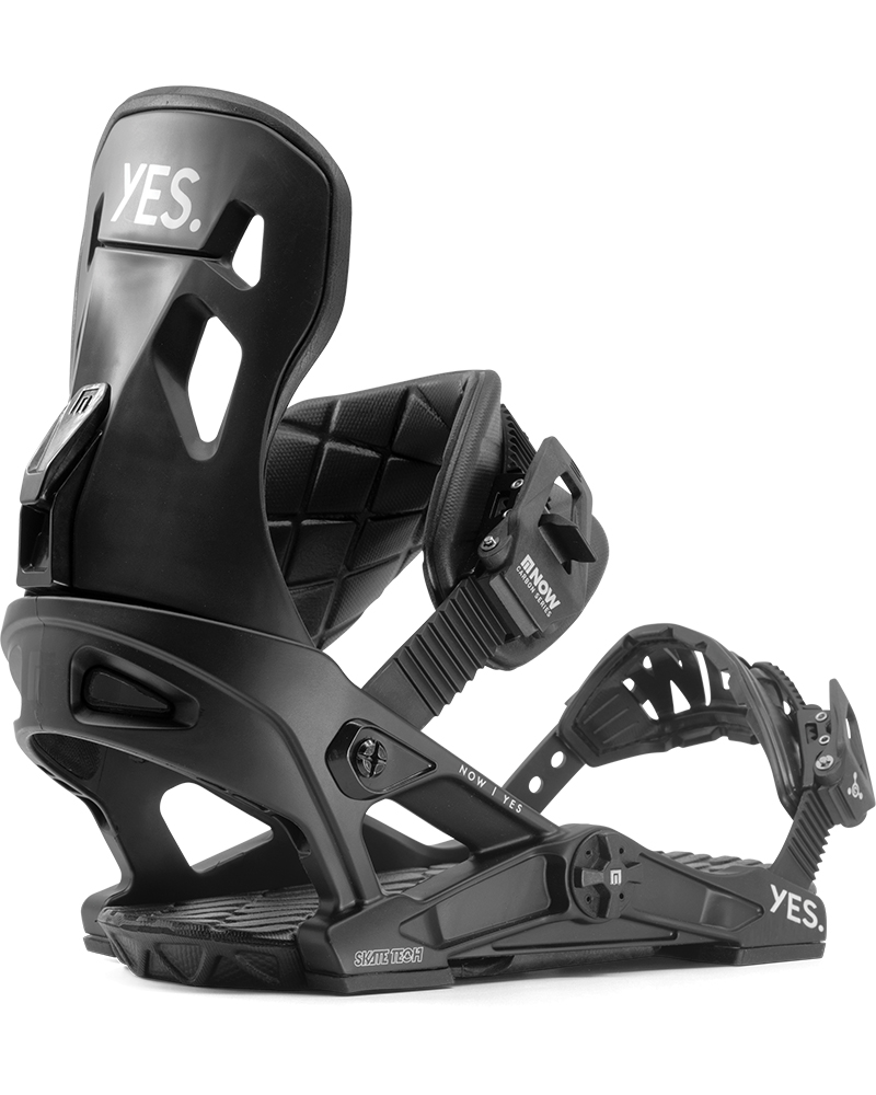 NOW X-YES Men's Snowboard Bindings 2020 0