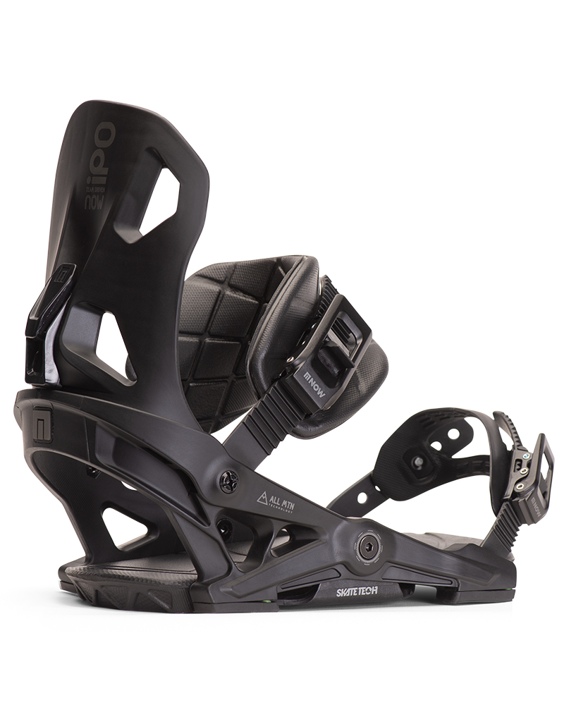 NOW Men's IPO Snowboard Bindings 2019 / 2020 0
