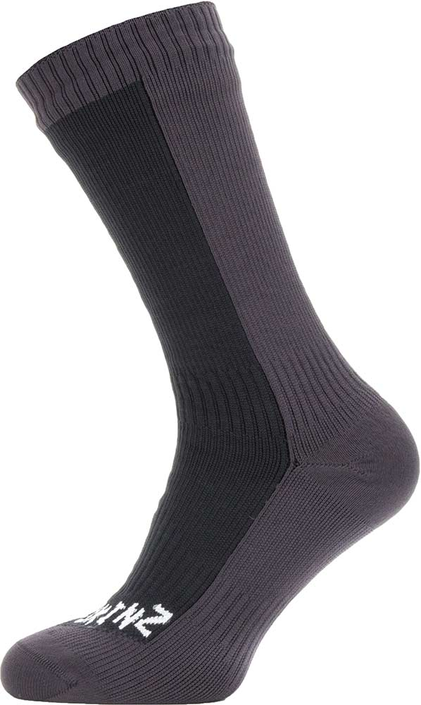 Sealskinz Waterproof Cold Weather Mid Length Socks 0
