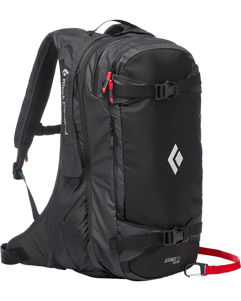 Black Diamond JetForce Pro Split Pack 25L  Black 0