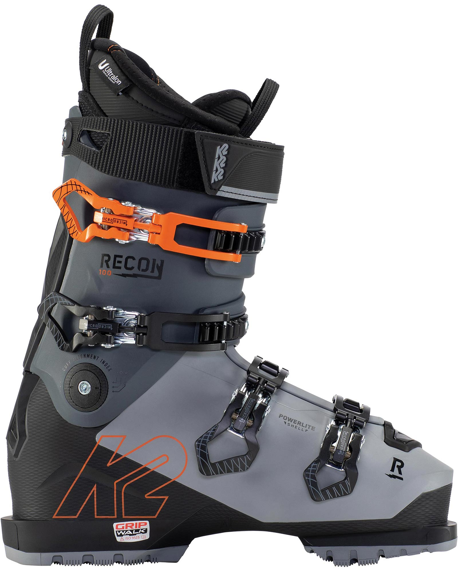 K2 Men's Recon 100 MV GW Ski Boots 2021 0