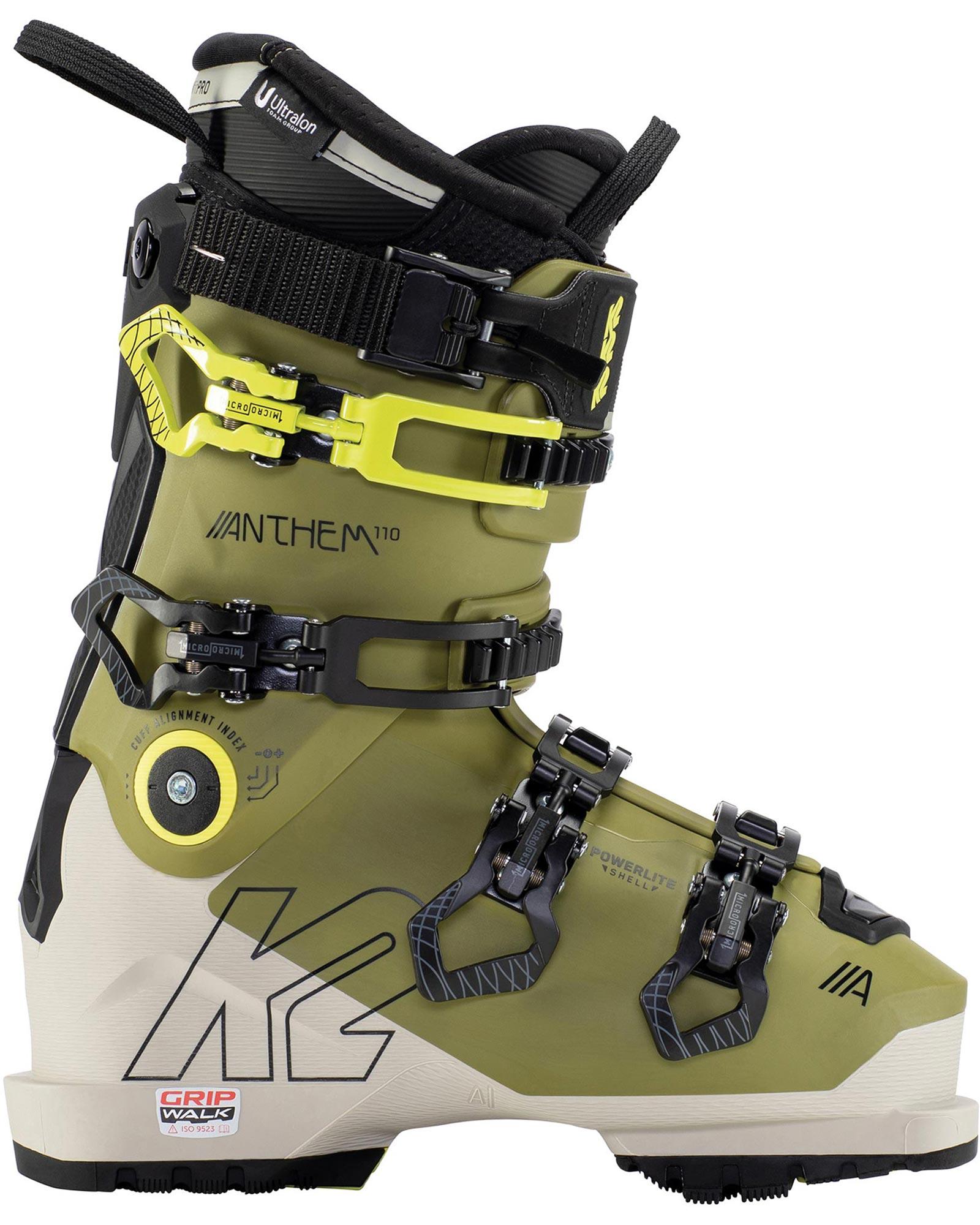 K2 Women's Anthem 110 LV GripWalk Ski Boots 2020 / 2021 0