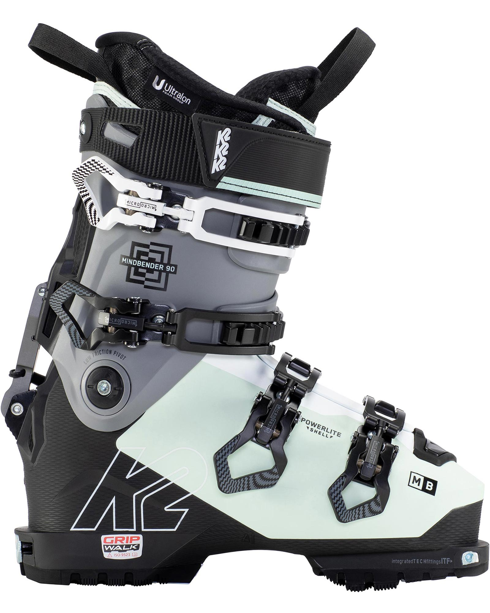 K2 Women's Mindbender 90 Alliance Backcountry Ski Boots 2020 / 2021 0