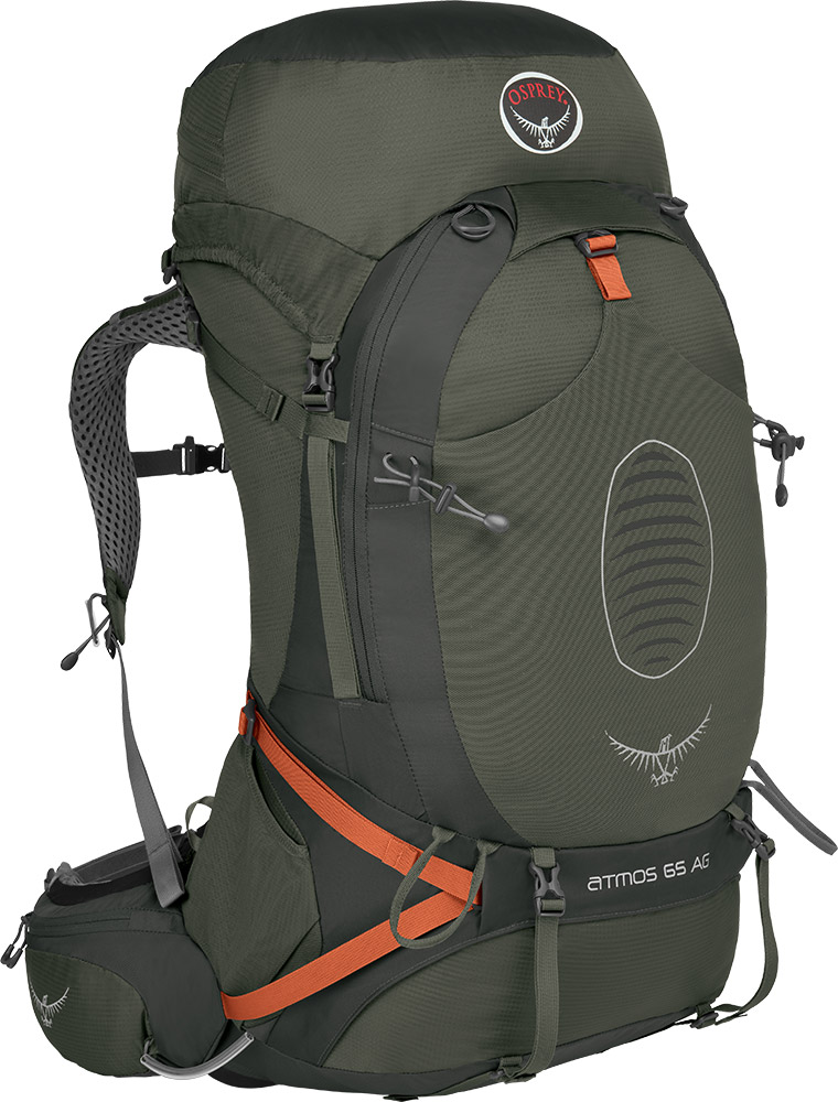Osprey Men's Atmos AG 65 Backpack 0