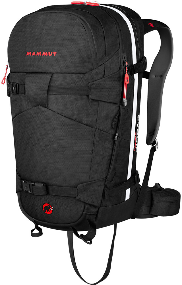 Mammut Ride Removable Airbag 3.0 - 30L Backpack Black 0