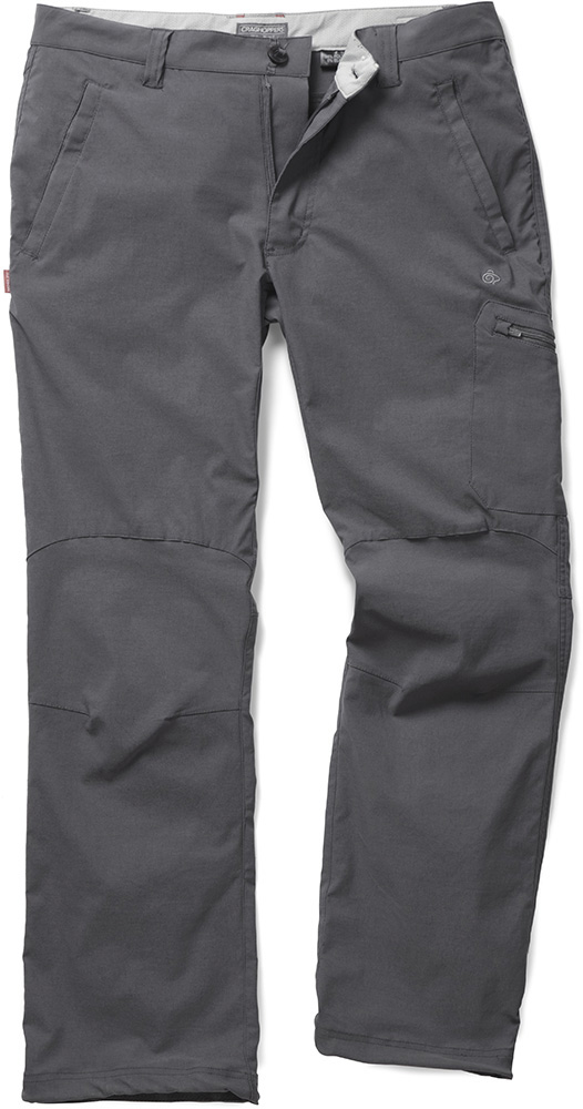 Craghoppers Men's NosiLife Pro Stretch Trousers Elephant 0