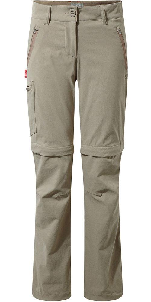 Craghoppers Women's NosiLife Pro Convertible Pants Short Leg 0