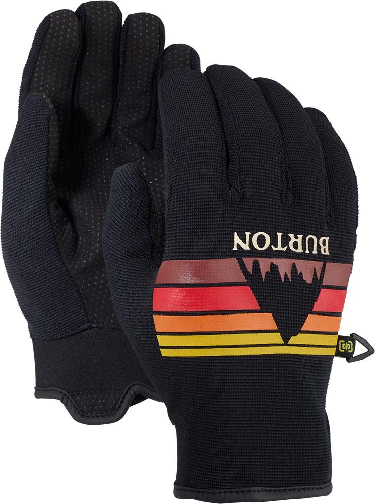 Buff Merino Wool 125 Plain - Solid Black Neck Warmer
