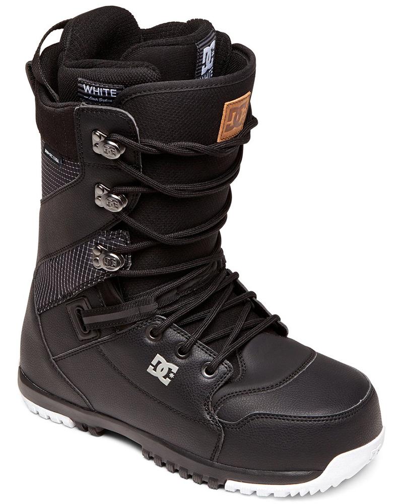 DC Men's Mutiny Snowboard Boots 2019 / 2020 Black 0