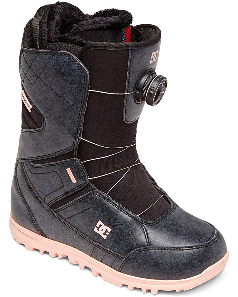 DC Women's Search Boa Snowboard Boots 2019 / 2020 Black 0