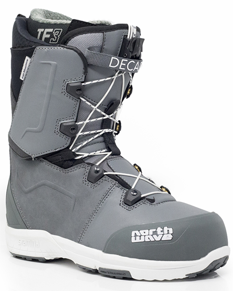 Northwave Men's Decade Snowboard Boots 2019 / 2020 Grey 0