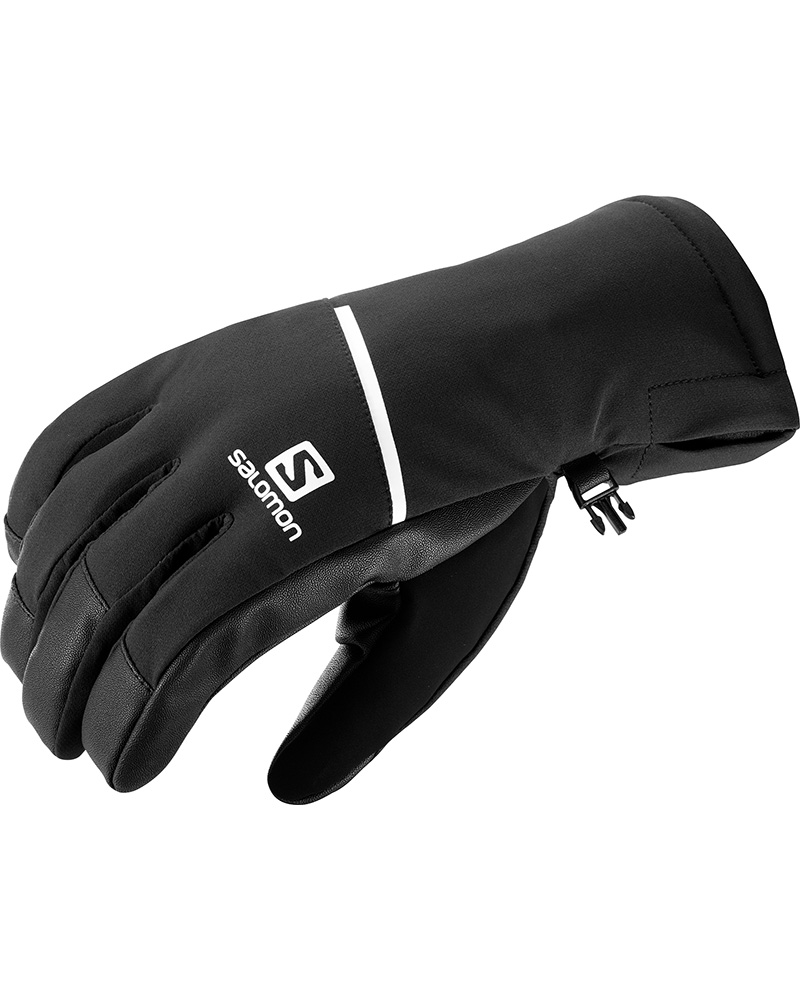 Salomon Men's Propeller One Ski Gloves Black 0