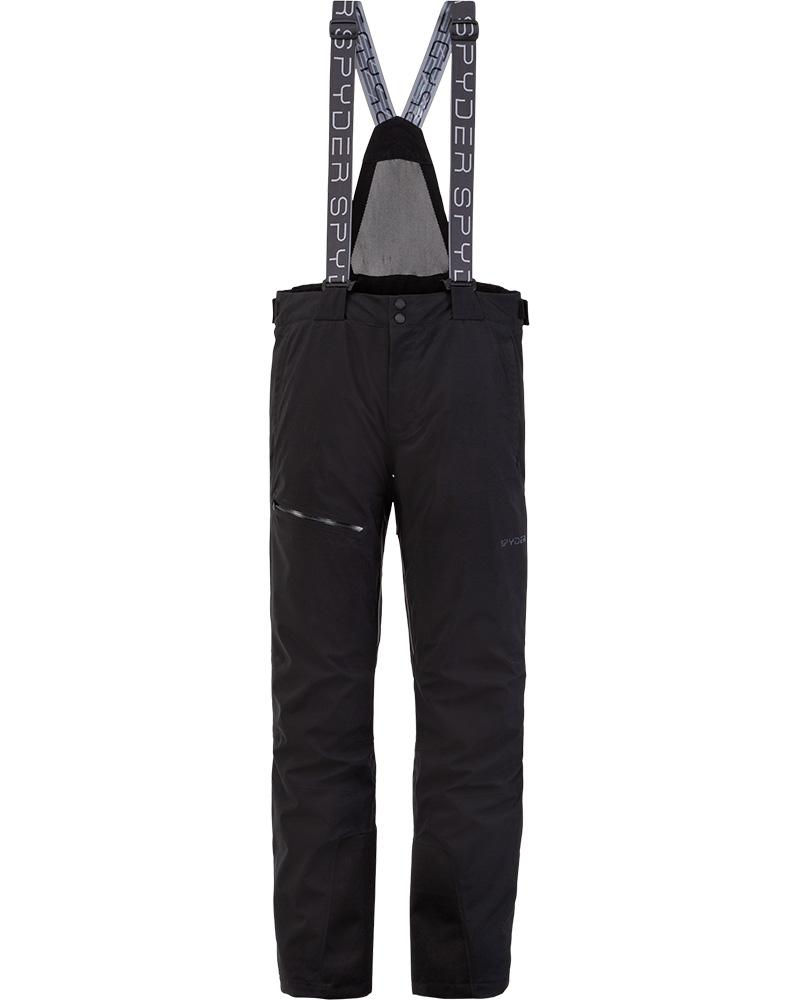 Spyder Men's Dare GORE-TEX Ski Pants Short Leg Black/Black 0