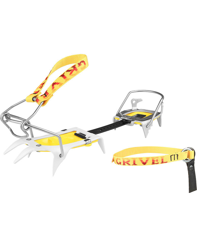 Grivel Ski Tour Ski Matic inc. Crampon Safe 0