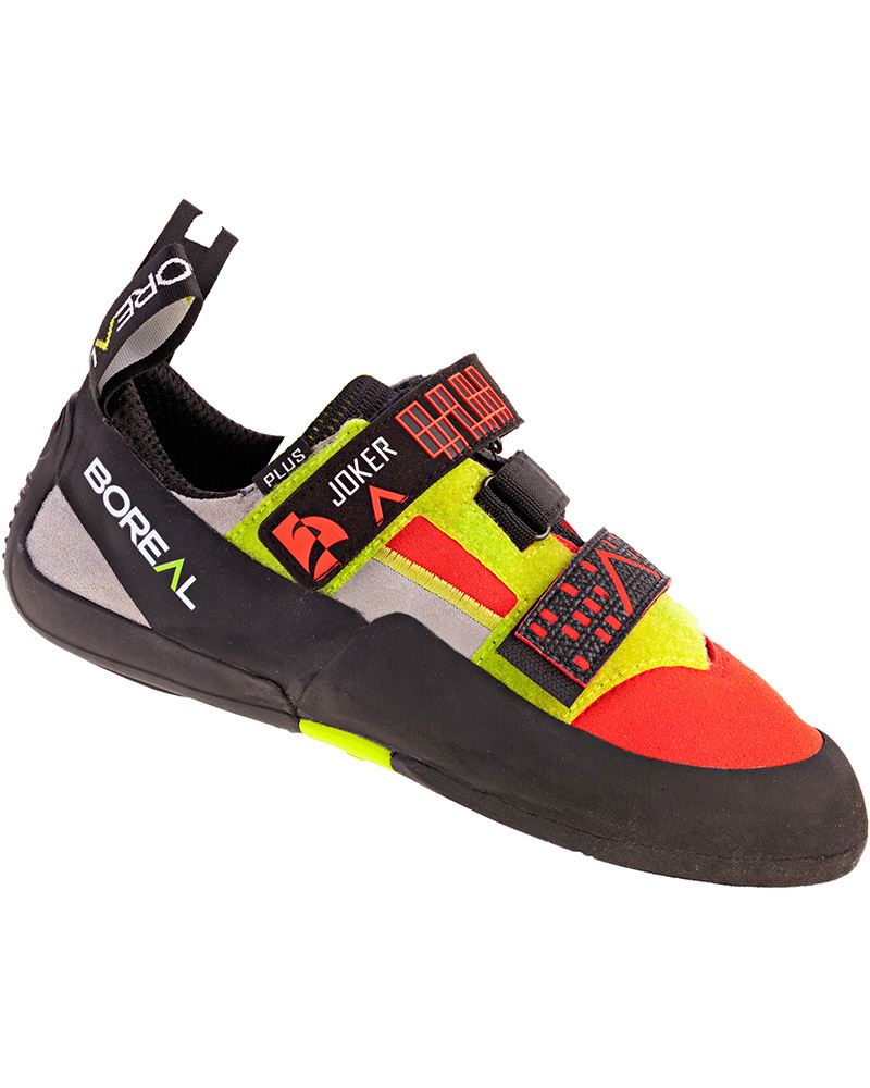 Boreal Men's Joker Plus Velcro Climbing Shoes 0