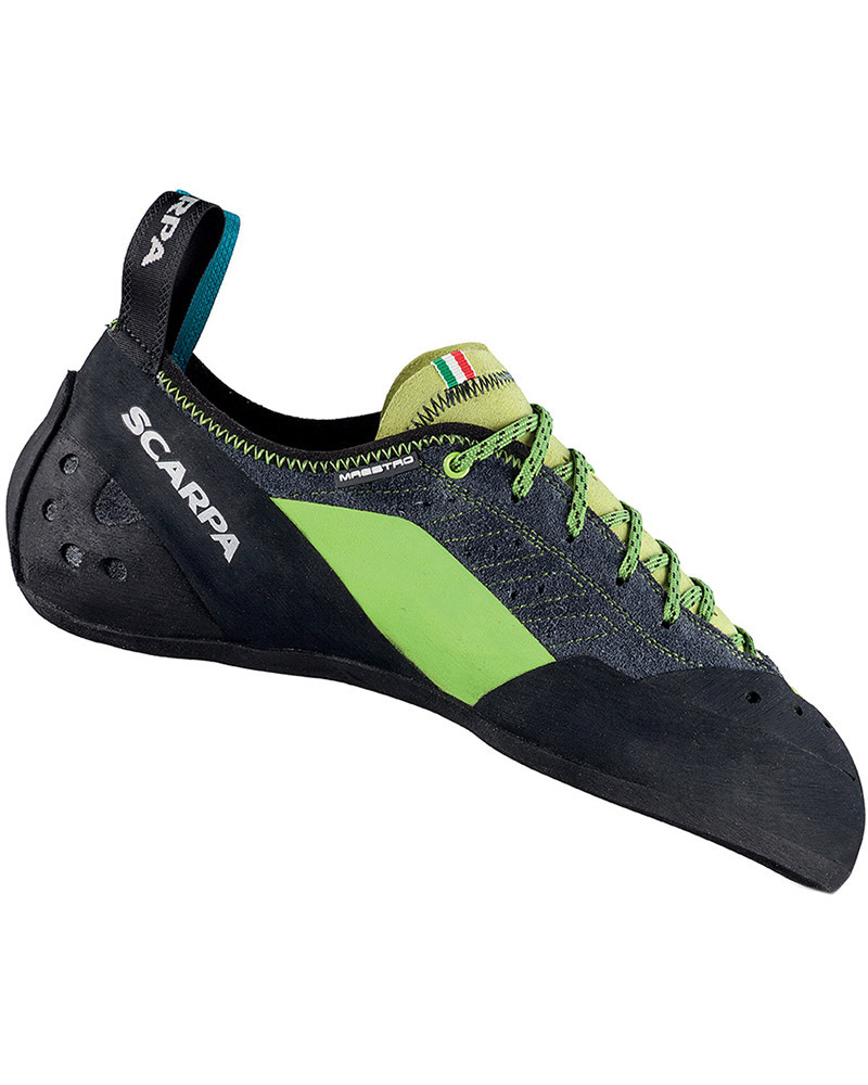 Scarpa Men's Maestro Climbing Shoes Ink 0