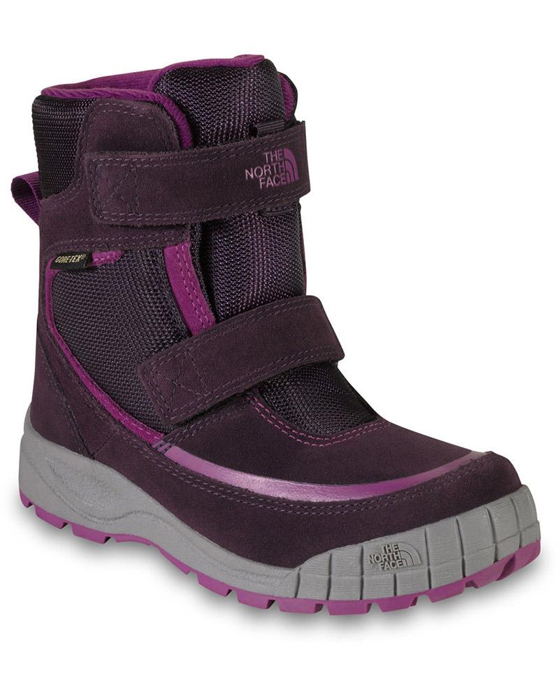 The North Face Girls Snowcinder GORE-TEX Boot Baroque Purple 0