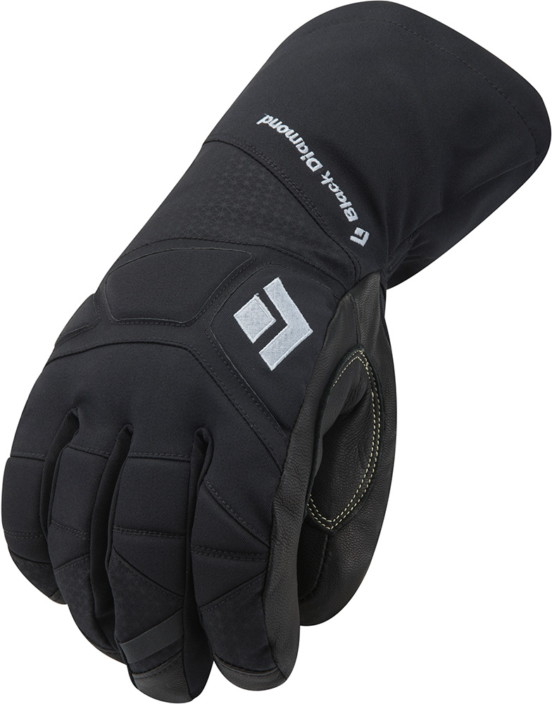 Black Diamond Men's Enforcer GORE-TEX Gloves Black 0