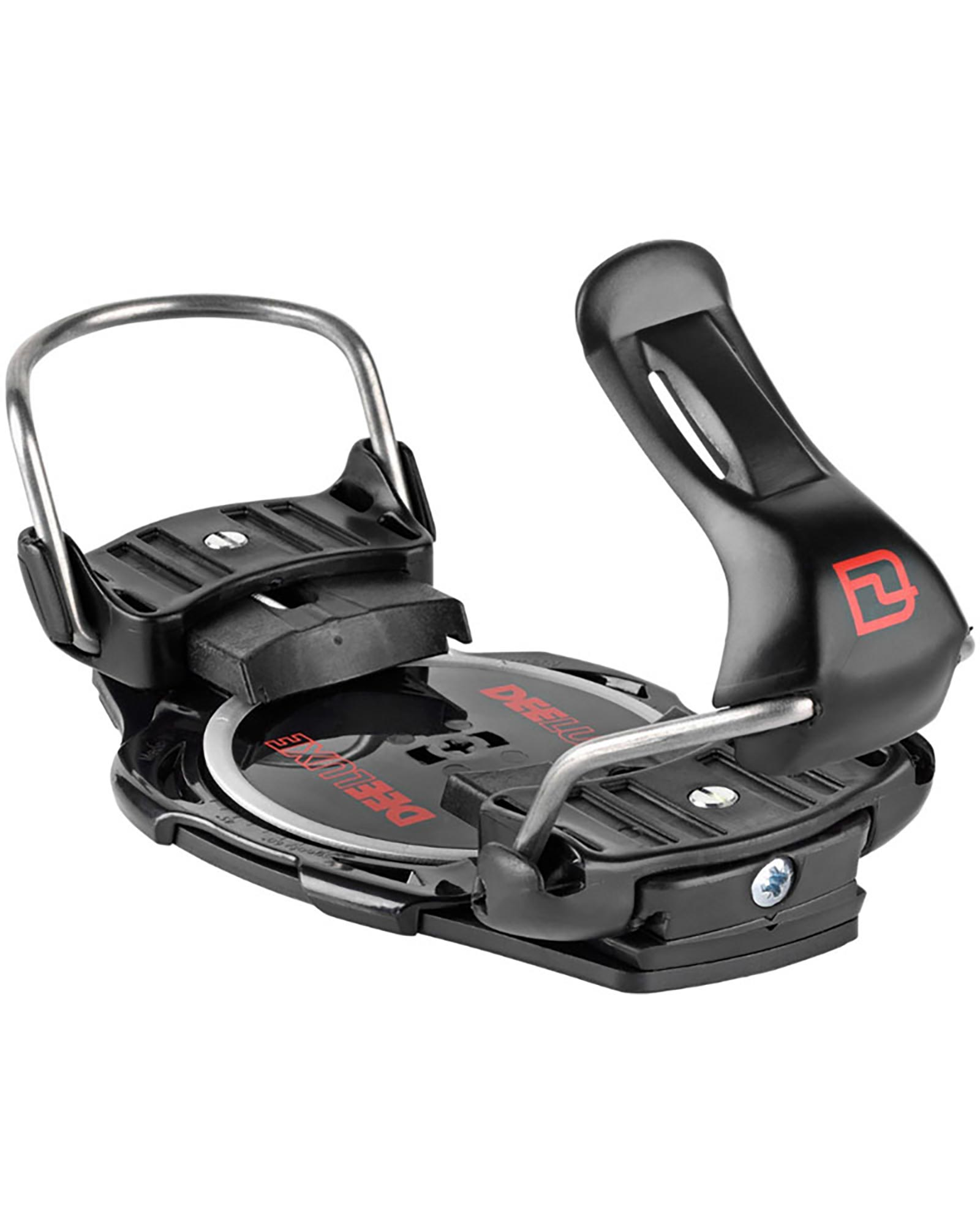 Deeluxe DLX Connector Snowboard Bindings 0