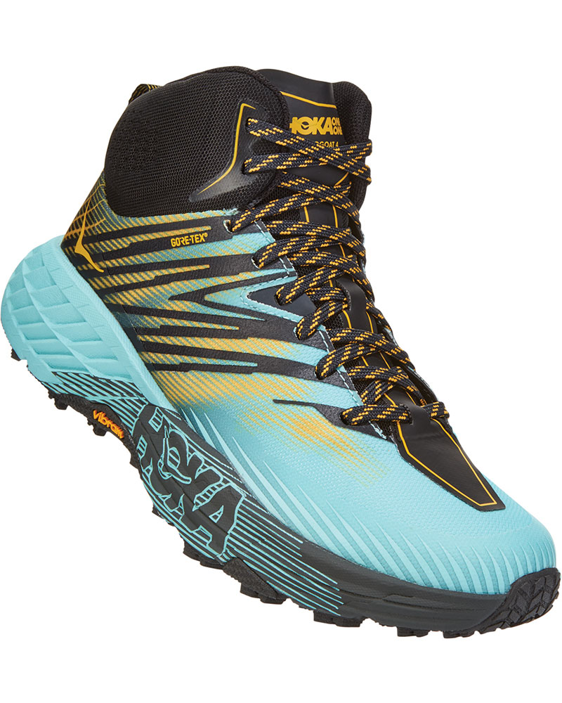 Hoka One One Women's Speedgoat 2 Mid GORE-TEX Walking Boots 0