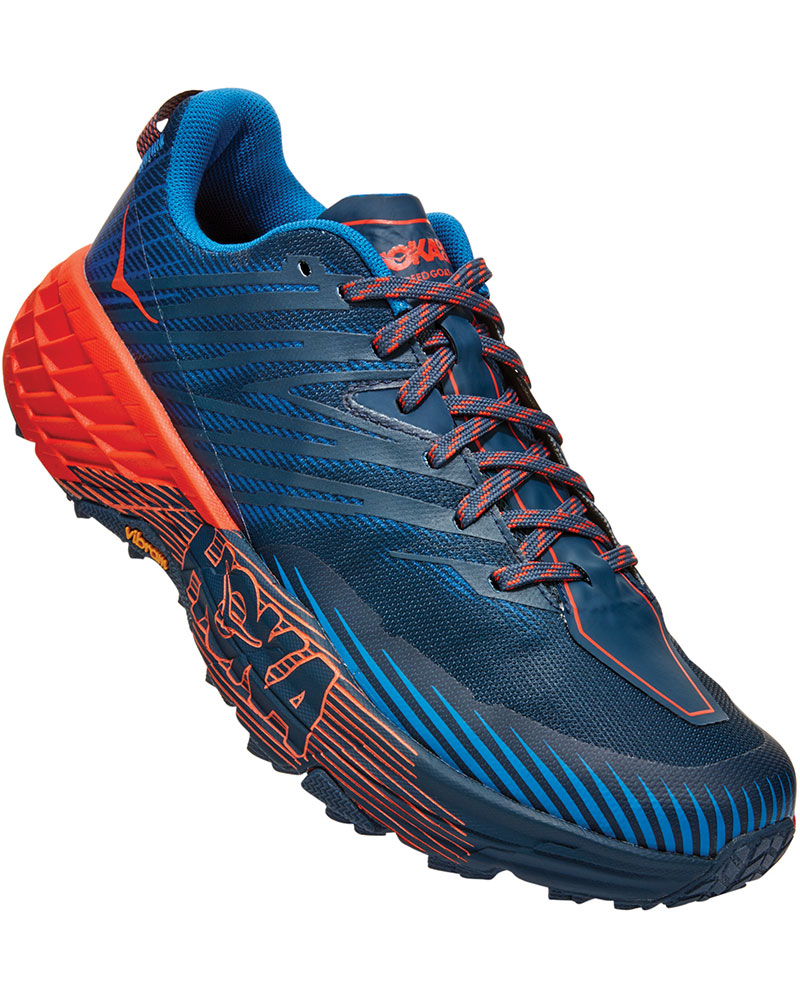 Hoka One One Men's Speedgoat 4 Trail Running Shoes 0