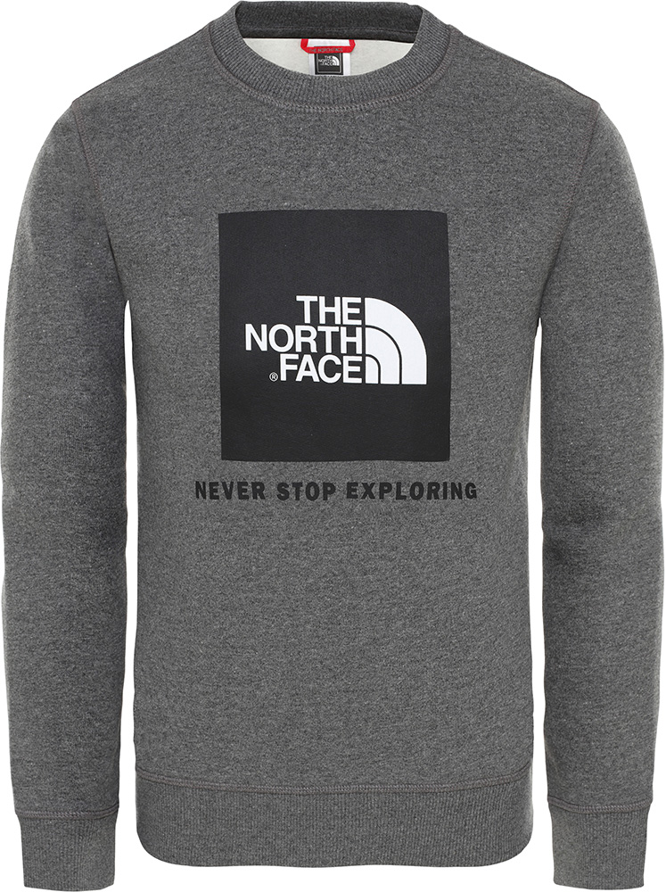 The North Face Youth Box Crew Sweater 0