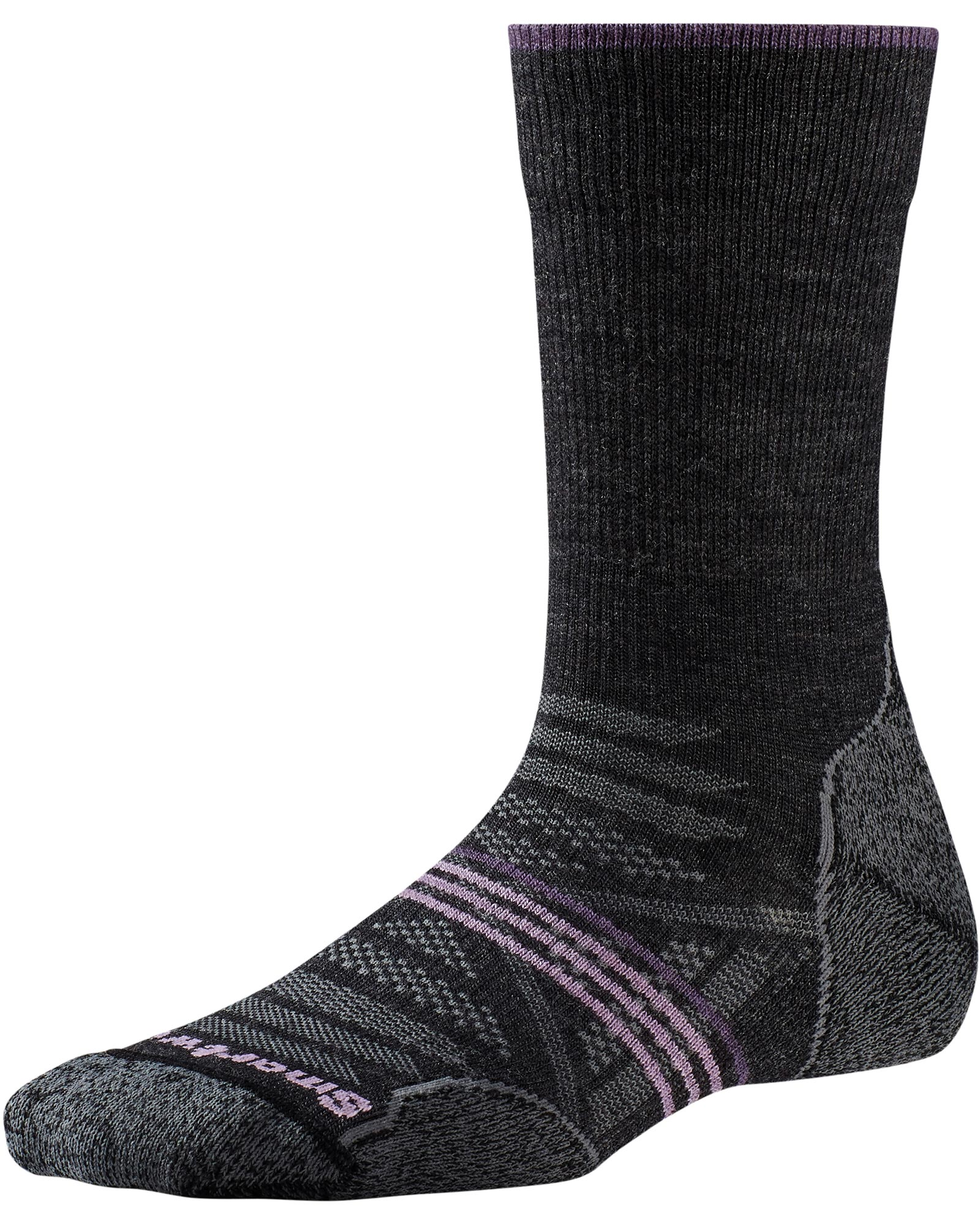 Smartwool Merino PhD Women's Light Crew Socks 0