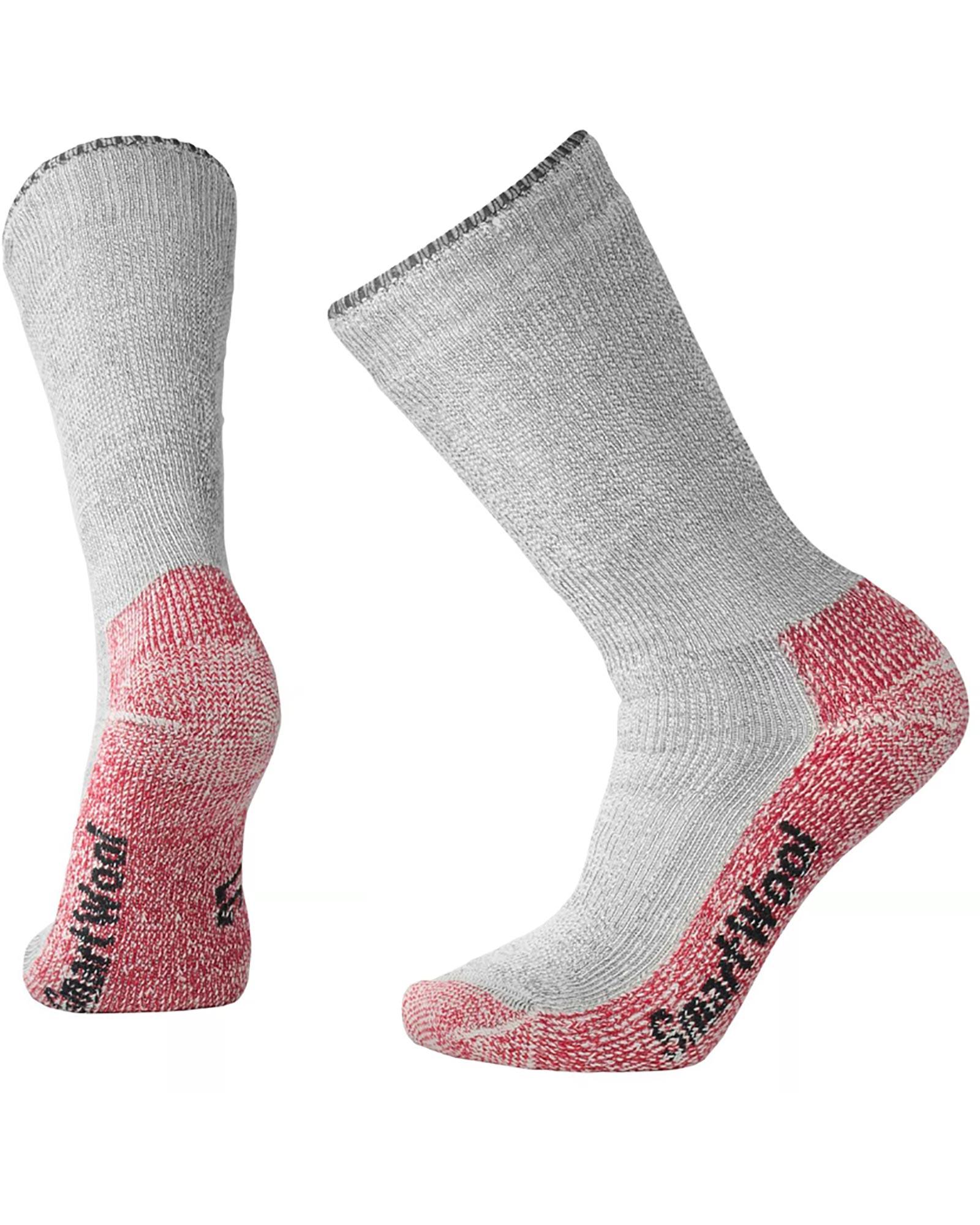 Smartwool Merino Mountaineering Extra Heavy Crew Socks 0
