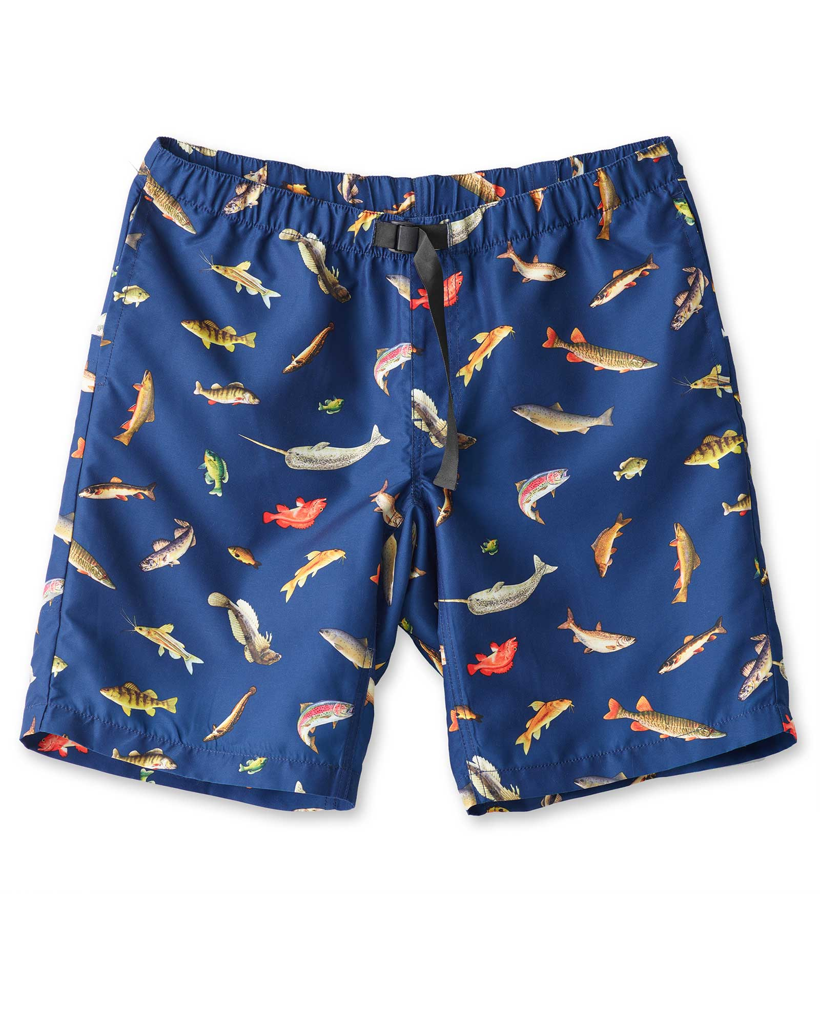 KAVU Men's Salty Sailor Shorts 0