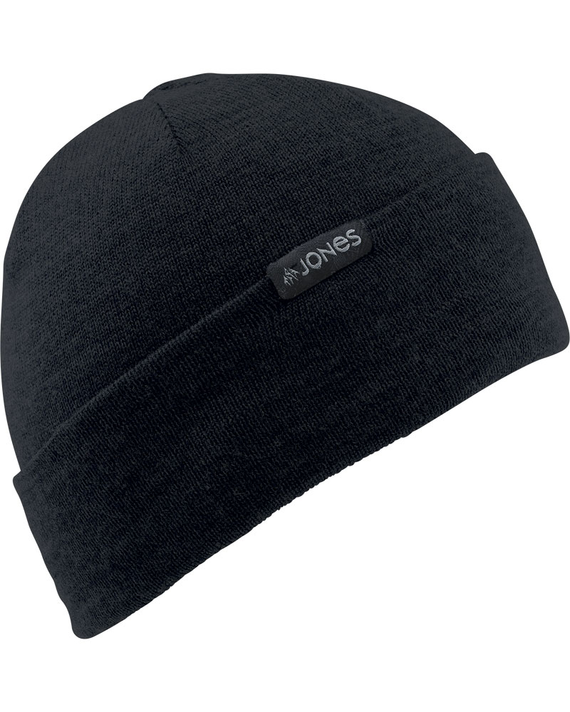 Jones Men's Cortina Beanie Black 0