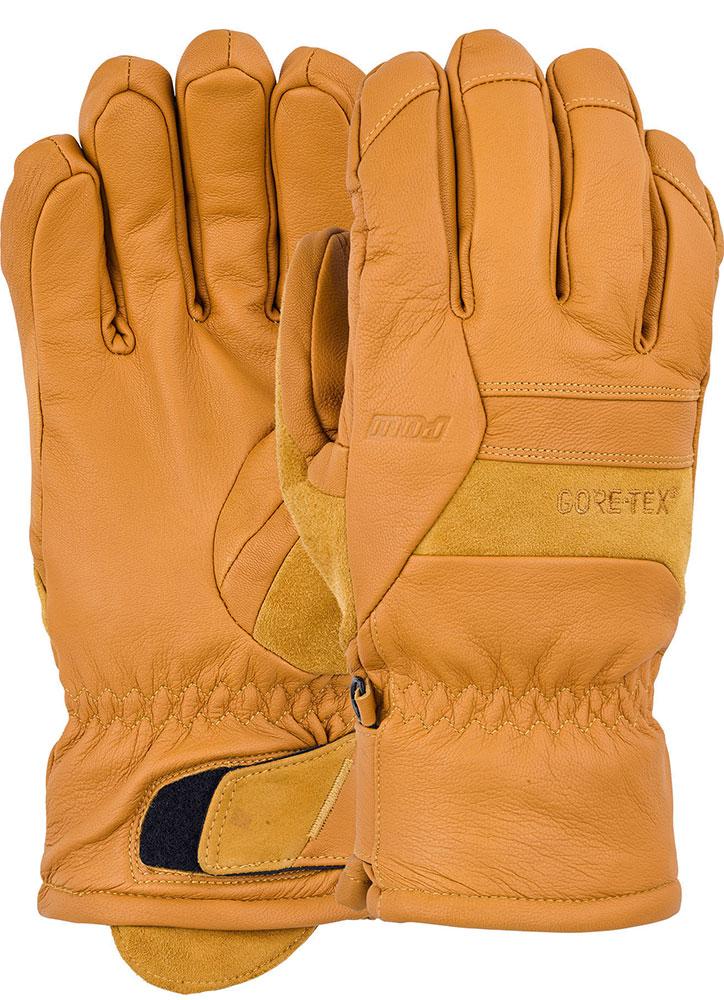 POW Men's Stealth Gloves Brown 0