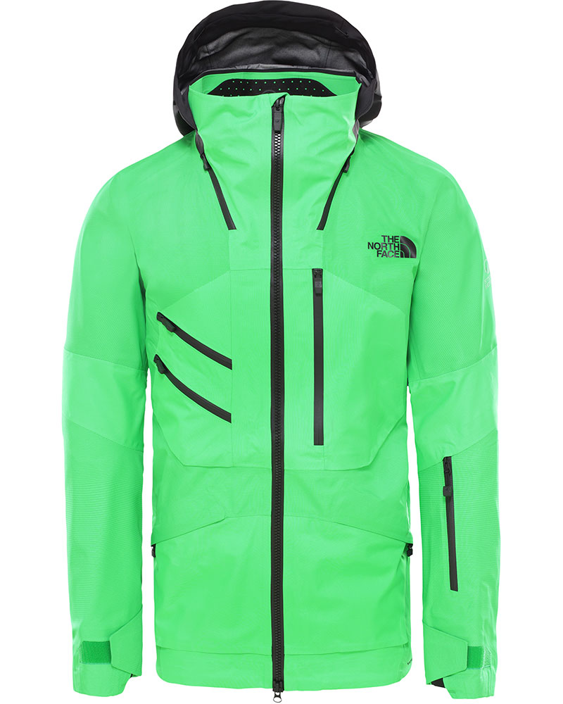 The North Face Men's Steep Series Brigandine FUTURELIGHT Ski Jacket Chlorophyl Green 0