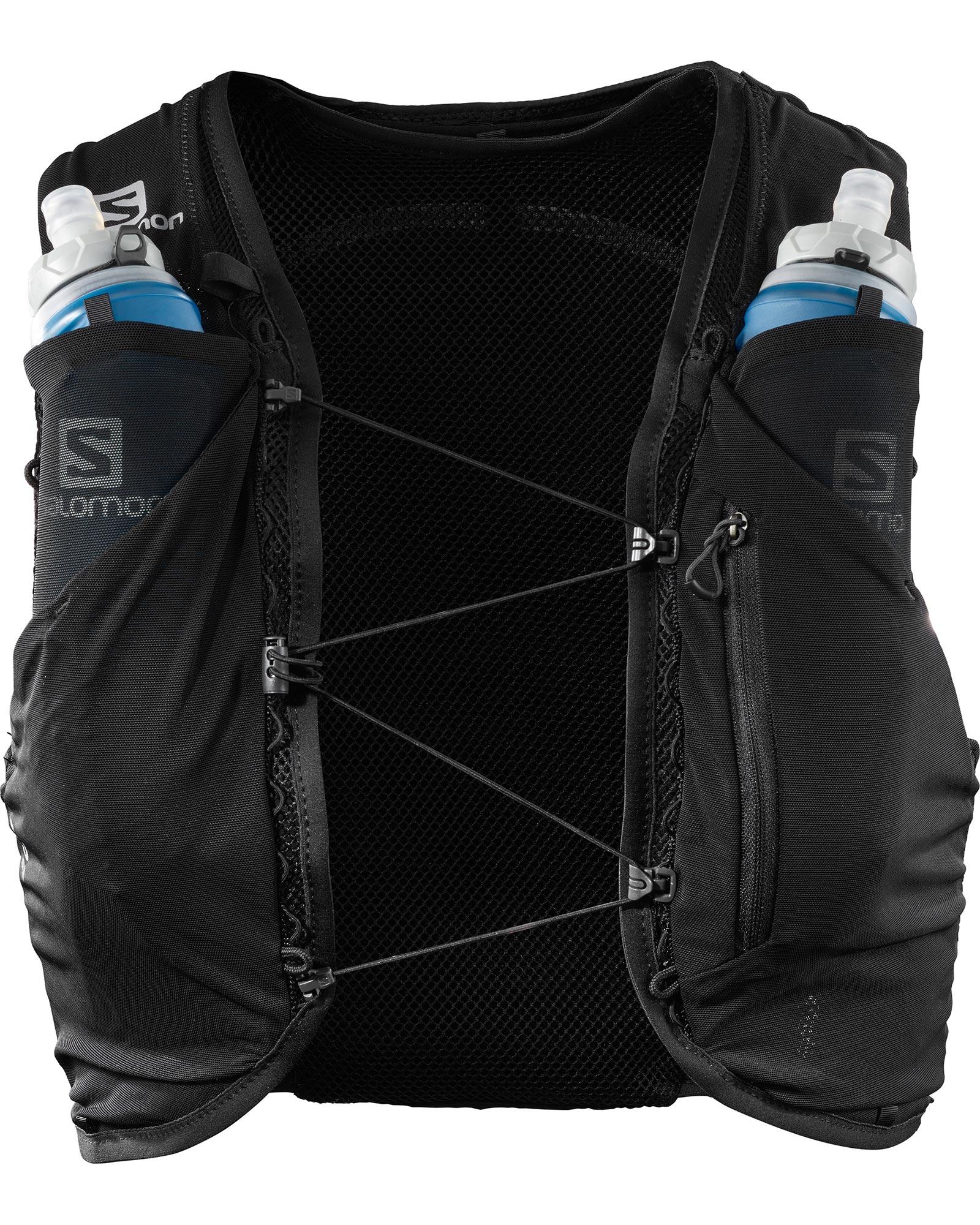 Salomon Mens Alp High Leather Gore-tex Walking Boots