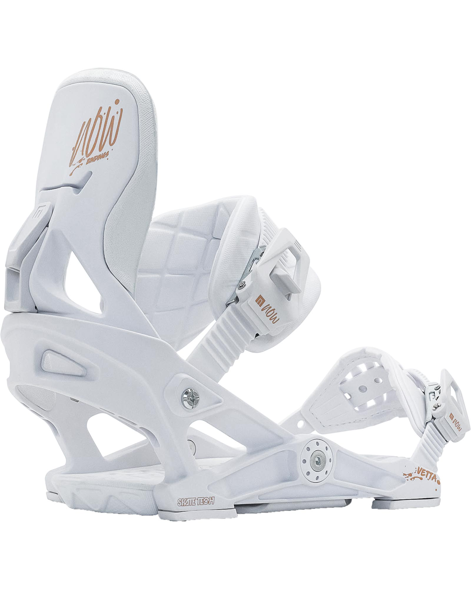 NOW Vetta Women's Snowboard Bindings 2021 0
