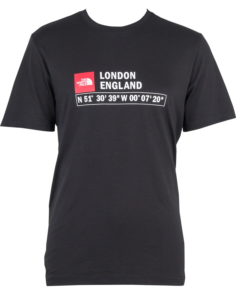The North Face Mens Gps Logo T-shirt London