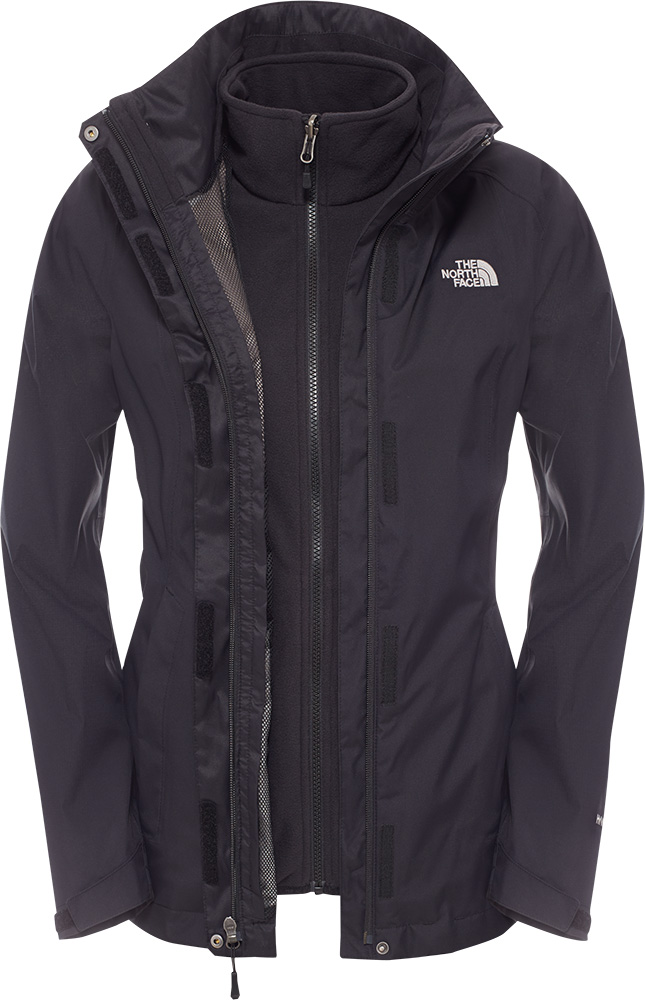 The North Face Women's Evolve Triclimate 3 in 1 DryVent Jacket 0