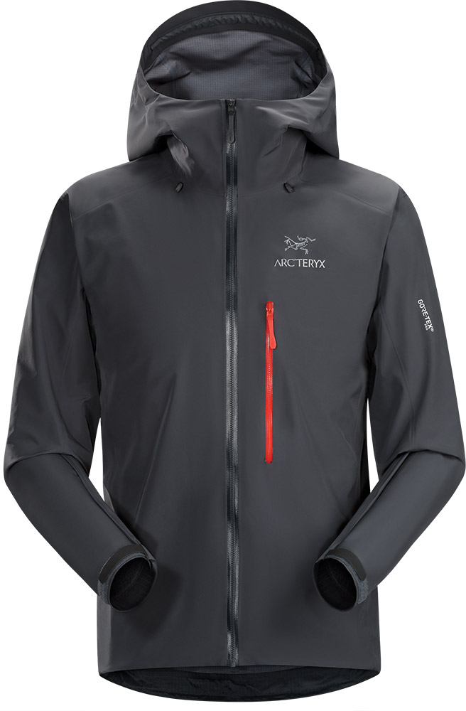 Arc'teryx Men's Alpha FL GORE-TEX Pro Waterproof Jacket 0