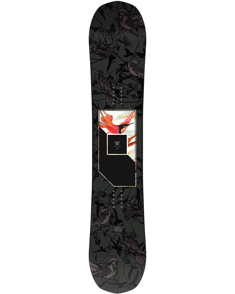 Salomon Women's Wonder Snowboard 2019 / 2020 0